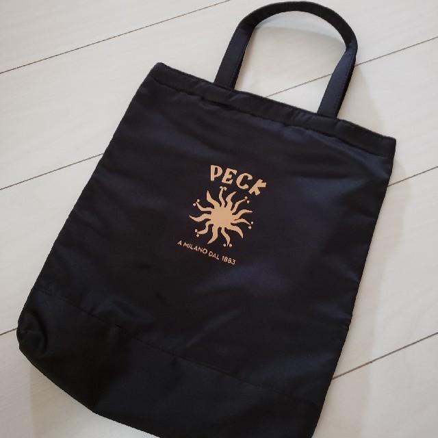 髙島屋(タカシマヤ)のpeckのバッグ❤️ペック 高島屋 レディースのバッグ(トートバッグ)の商品写真