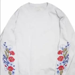 Jieda - jieda 刺繍Tシャツ