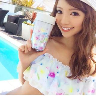 ミシェルマカロン(michellMacaron)のmichellMacaron Michel Flower Bikini(水着)
