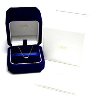 アーカー(AHKAH)のアーカー フィルージュ ダイヤモンドネックレス(ネックレス)