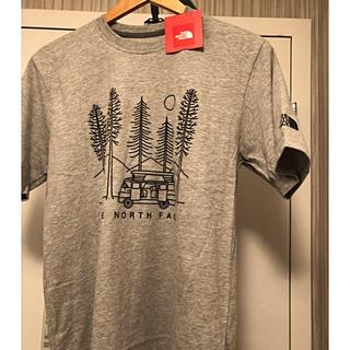 ザノースフェイス(THE NORTH FACE)のTHE  NORTH FACE 新品未使用 Sサイズ(Tシャツ/カットソー(半袖/袖なし))