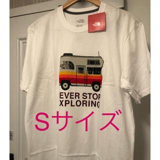 ザノースフェイス(THE NORTH FACE)のTHE   NORTH FACE 新品未使用 Tシャツ(Tシャツ/カットソー(半袖/袖なし))