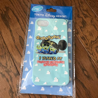 Disney - ディズニーリゾート スマートフォンケース iPhoneケース トイストーリー