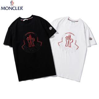 モンクレール(MONCLER)の[2枚8000円送料込み] Tシャツ 半袖 男女兼用 A39(Tシャツ(半袖/袖なし))