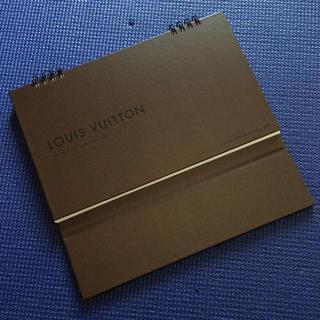 ルイヴィトン(LOUIS VUITTON)のルイヴィトン 2015カレンダー(日用品/生活雑貨)