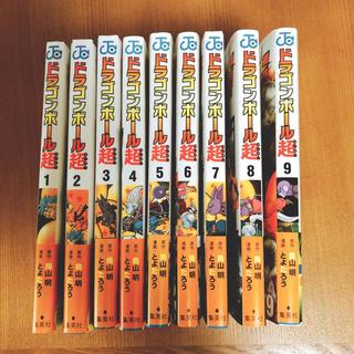 集英社 - ドラゴンボール超のコミック
