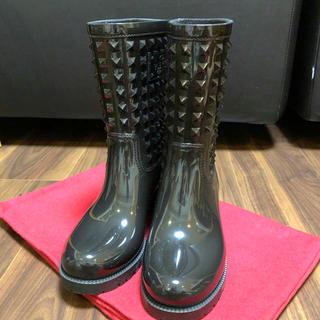 ヴァレンティノガラヴァーニ(valentino garavani)のヴァレンティノ ガラバーニ レインブーツ 35(レインブーツ/長靴)