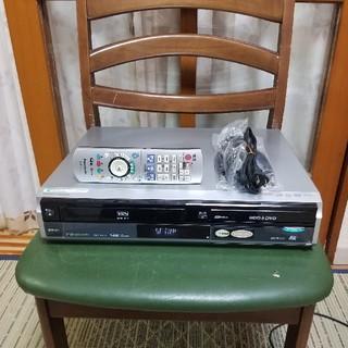 パナソニック(Panasonic)の完動美品!パナソニックVHS/HDD/DVDレコーダDMR-XP21V(DVDレコーダー)