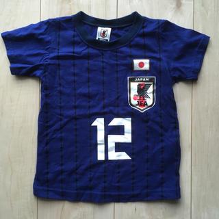 バンダイ(BANDAI)のバンダイ JAPAN JFATユニフォームTシャツ(Tシャツ)