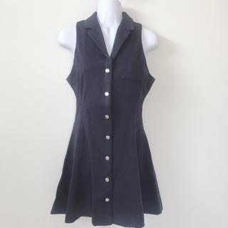dazzlin - dazzlin Mサイズ ポロシャツ風ワンピース 新品未使用