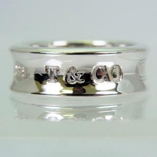 ティファニー(Tiffany & Co.)のTIFFANY 925 ナロー 1837 リング 10号[f10-9](リング(指輪))