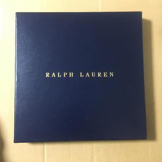 ラルフローレン(Ralph Lauren)のラルフローレンの空箱  23.6cmの正方形  (ショップ袋)