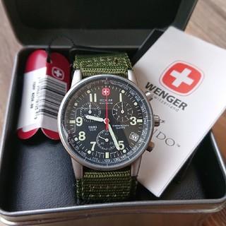 ウェンガー(Wenger)のウェンガー 70725【SAK DESIGN】(腕時計(アナログ))