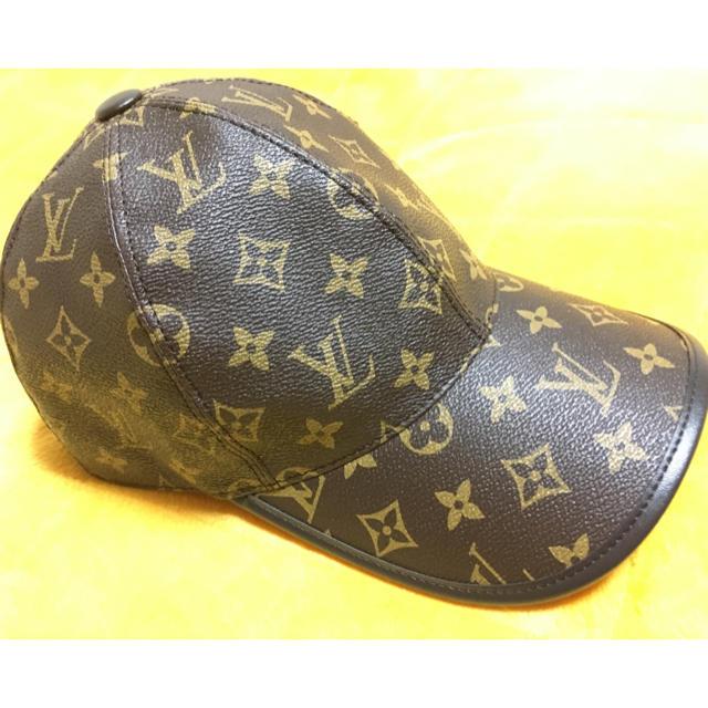 LOUIS VUITTON(ルイヴィトン)のヴィトン 帽子 レディースの帽子(キャップ)の商品写真