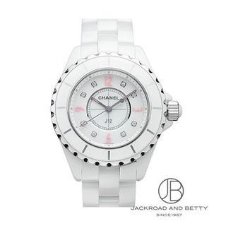 シャネル(CHANEL)のシャネル CHANEL  J12 ピンクライト 38mm(腕時計(アナログ))
