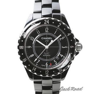 シャネル(CHANEL)のシャネル CHANEL  J12 オートマティック GMT(腕時計(アナログ))