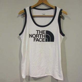 THE NORTH FACE - ノースフェイス タンクトップ WH L