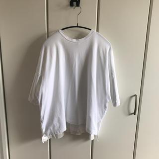エンフォルド(ENFOLD)のエンフォルド tシャツ 38(Tシャツ(半袖/袖なし))