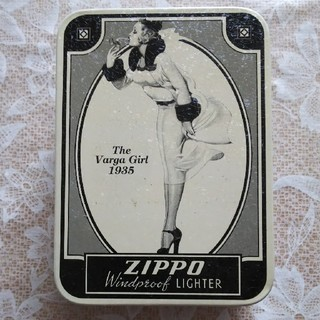 ジッポー(ZIPPO)のレトロ  zippo ライター缶ケース(その他)