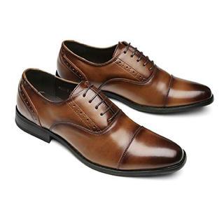 ビジネスシューズ 革靴 本革 メンズ 紳士靴(ドレス/ビジネス)