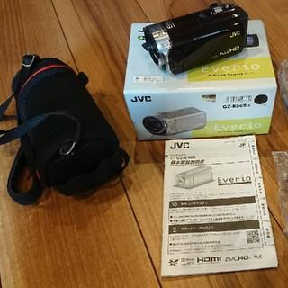 ビクター(Victor)のJVC ビデオカメラ エブリオ Everio GZ-E565-T ブラウン(ビデオカメラ)