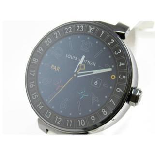 ルイヴィトン(LOUIS VUITTON)のルイヴィトン Louis Vuitton タンブール ホライゾン コネクテッド(腕時計(デジタル))