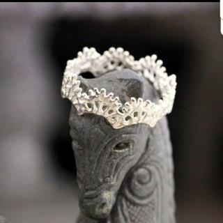 カオル(KAORU)のカオル クラウンリング(リング(指輪))