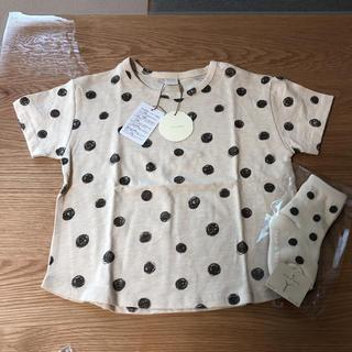 しまむら - 新品未使用♡テータテート tete a tete Tシャツ、靴下