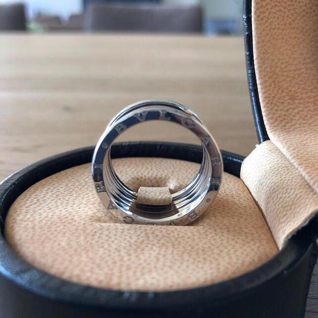 BVLGARI(ブルガリ)のブルガリリングビーゼロワン64 メンズのアクセサリー(リング(指輪))の商品写真