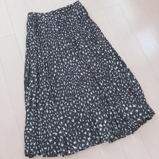 GU - GU  レオパードスカート