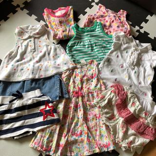 ラルフローレン(Ralph Lauren)の専用   ALLブランド  女の子70センチまとめ売り(Tシャツ)