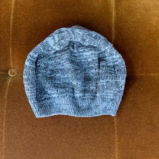 ジーナシス(JEANASIS)のサマーニット ベレー JEANASIS(ハンチング/ベレー帽)