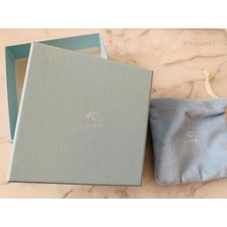 ヨンドシー(4℃)の4°C ヨンドシー 空箱 巾着 袋(ショップ袋)