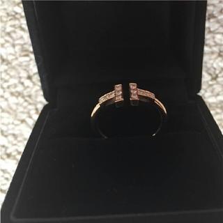 ティファニー(Tiffany & Co.)の美品 Tiffany & Co 指輪(リング(指輪))
