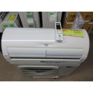 ミツビシ(三菱)のK688 三菱 中古エアコン 主に10畳用 冷2.8kw/暖3.6kw(エアコン)