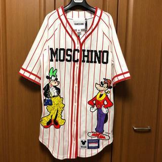 MOSCHINO - MOSCHINO H&M コラボ  ベースボール ジャケット