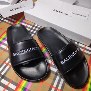 バレンシアガ(Balenciaga)のバレンシアガ サンダル 箱付き 未使用(サンダル)