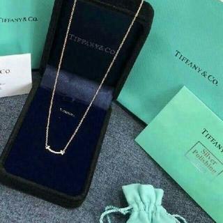 Tiffany & Co. - tiffanyネックレス