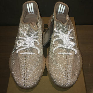 adidas - 27.0cm yeezy boost 350 v2 リフレクティブ synth