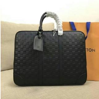 ルイヴィトン(LOUIS VUITTON)のLOUIS VUITTON ルイ・ヴィトン  ビジネスバッグ 書類かばん メンズ(ビジネスバッグ)