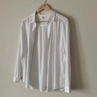 UNIQLO - UQ ホワイトシャツ