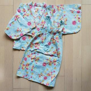 Combi mini - 値下げ♪コンビミニ セパレート浴衣 90size