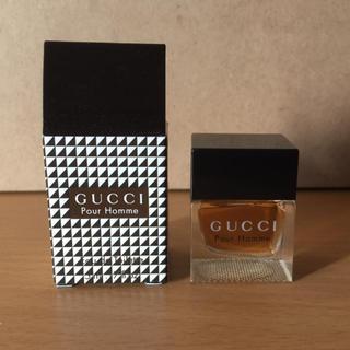 グッチ(Gucci)のグッチ  プールオム オードトワレ (香水(男性用))