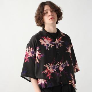 ハレ(HARE)のHARE ハレ BIG フラワーカイキンシャツ(シャツ)
