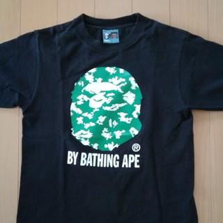 アベイシングエイプ(A BATHING APE)のエイプ半袖(Tシャツ/カットソー(半袖/袖なし))