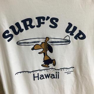 スヌーピー(SNOOPY)のモニ  ホノルル  日焼け スヌーピー Tシャツ(Tシャツ(半袖/袖なし))