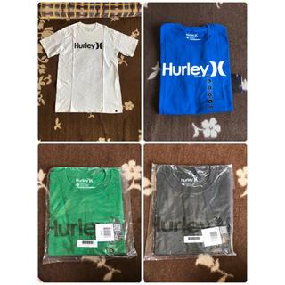 Hurley - Hurley X Tシャツ4点セット US L