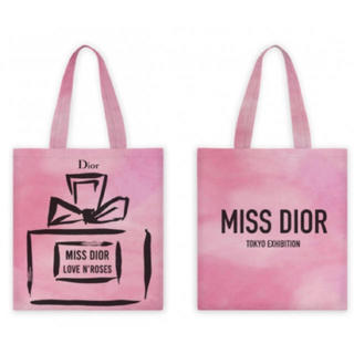ディオール(Dior)のDIOR  限定トートバッグ(トートバッグ)
