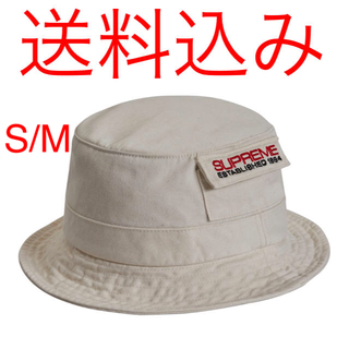 シュプリーム(Supreme)のSUPREME 19SS Pocket Crusher Natural S/M(ハット)