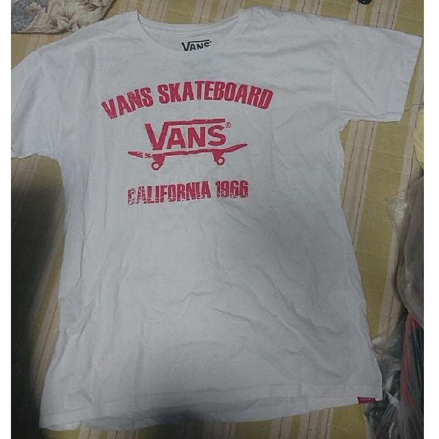 VANS(ヴァンズ)のVANS Tシャツ レディースのトップス(Tシャツ(半袖/袖なし))の商品写真
